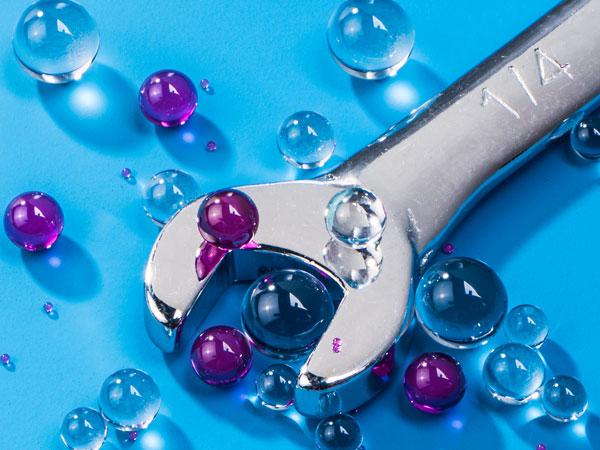 Sapphire Precision Balls