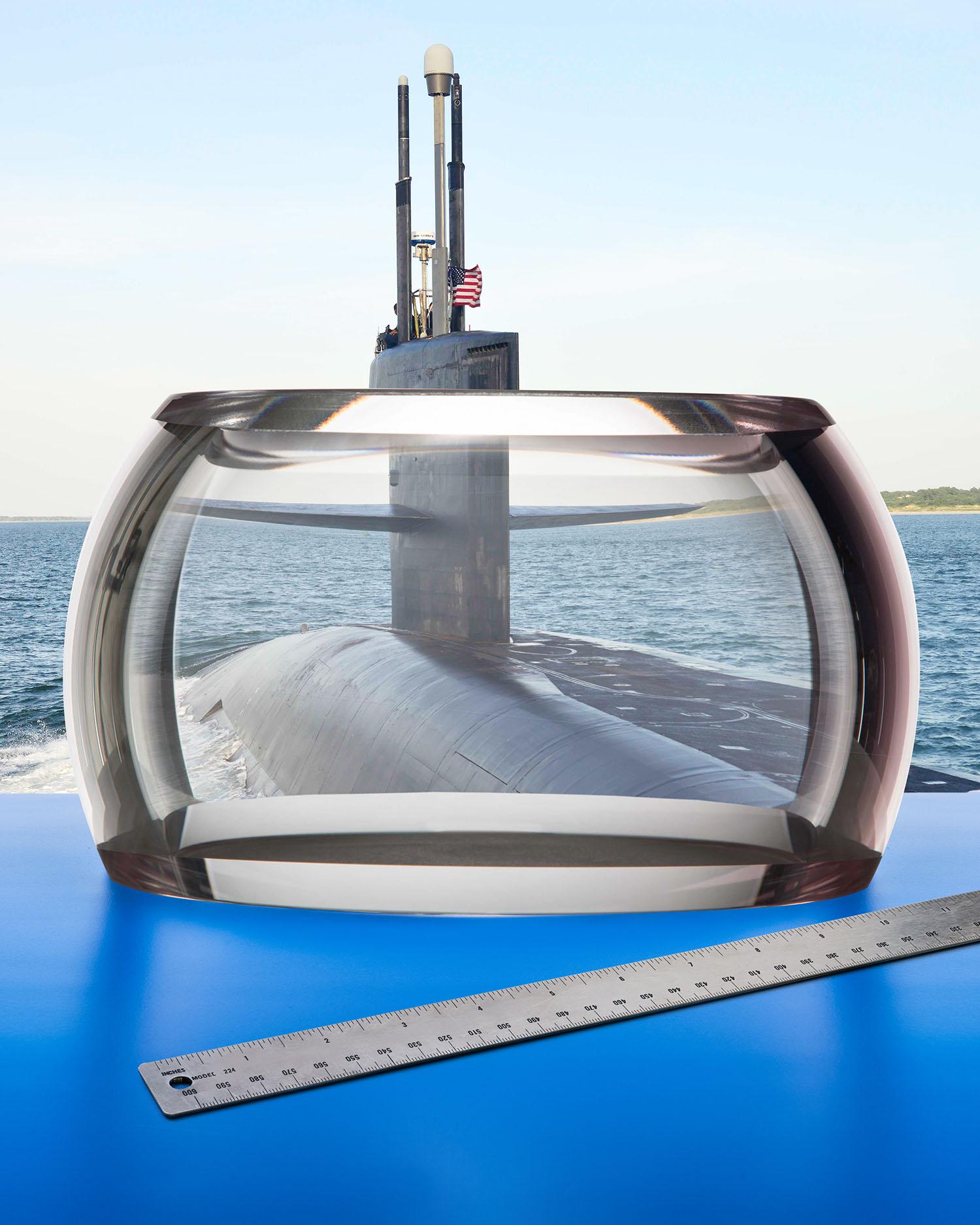 Navy Uses Meller Optics, Inc Sapphire